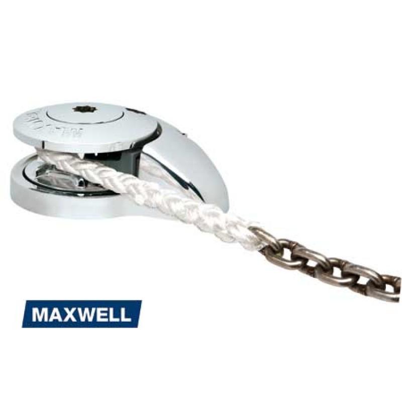Molinete de Anclas Maxwell RC8 600 12v - 6-7mm Chain