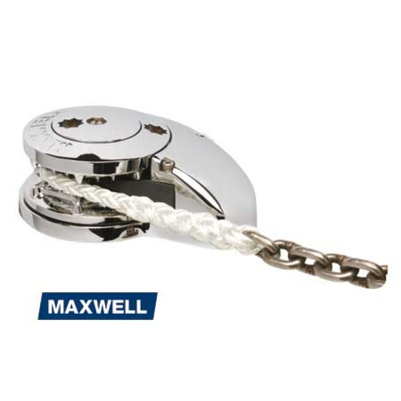 MAXWELL RC10 24V 1200W 10MM DRUM Anchor Windlass
