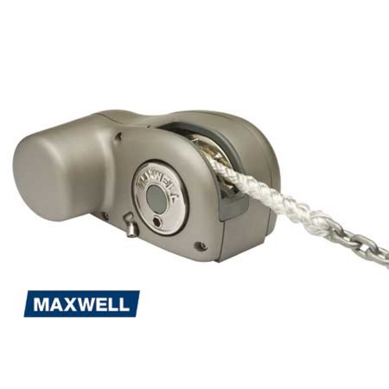 MAXWELL HRCFF8 12V 600W 8MM Anchor Windlass