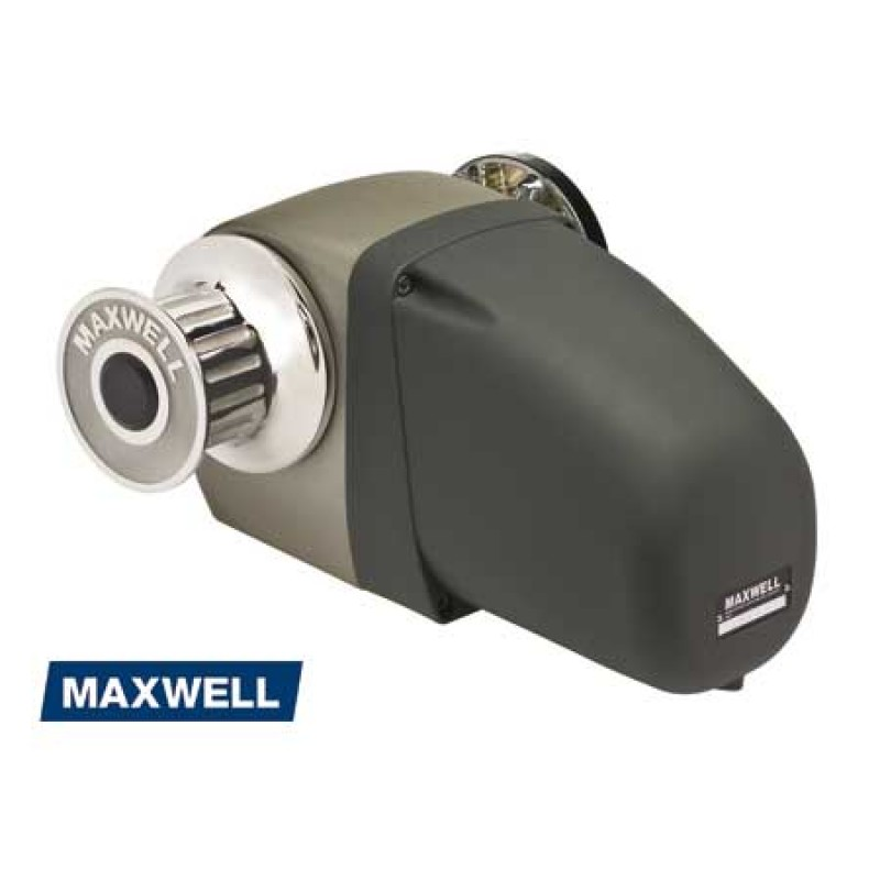 MAXWELL HRC10 12V 1000W 8MM DRUM Anchor Windlass