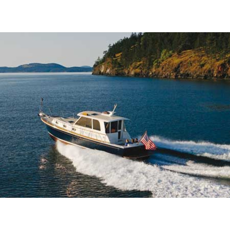 MAXWELL HRC10 12V 1200W 10MM DRUM Anchor Windlass