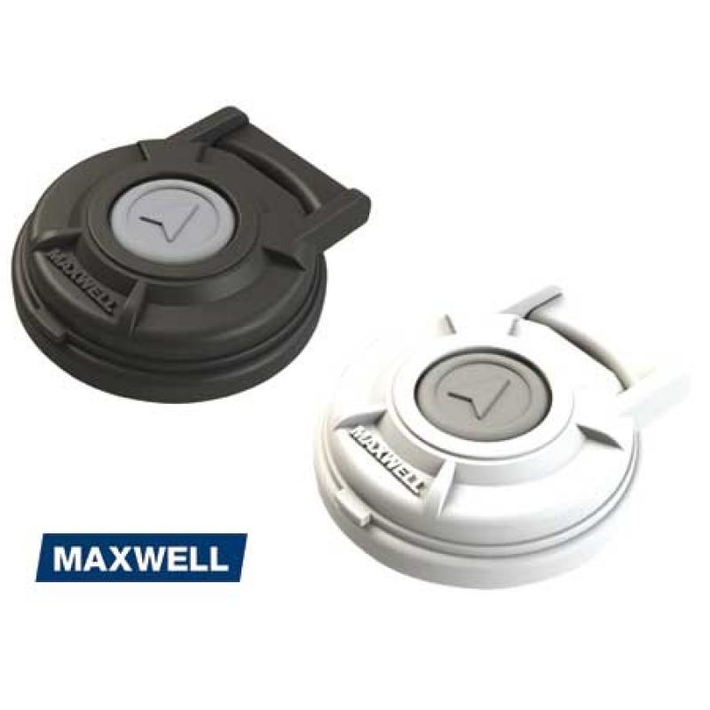 Interruptor de pie Maxwell blanco