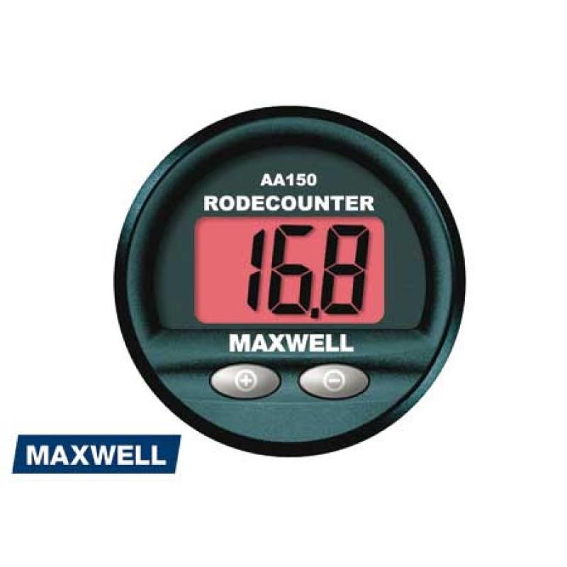 Reloj Cuentametros cadena Maxwell Aa150