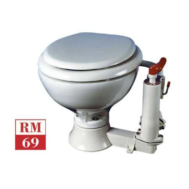 Inodoro RM69 CLASSIC COMPACT