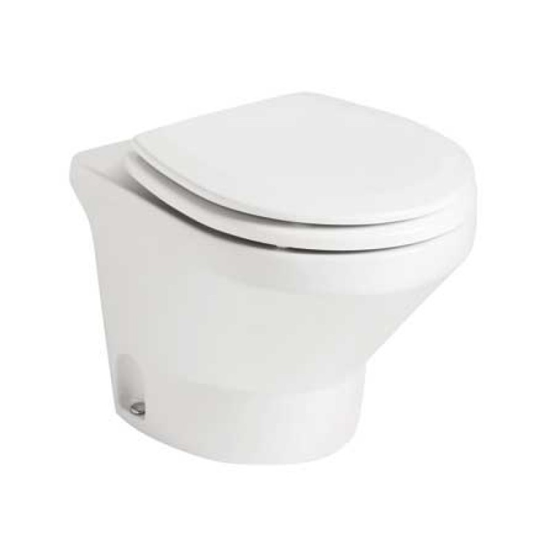 COMPASS 24V LOW PREMIUM PLUS PAN Nautical Toilet