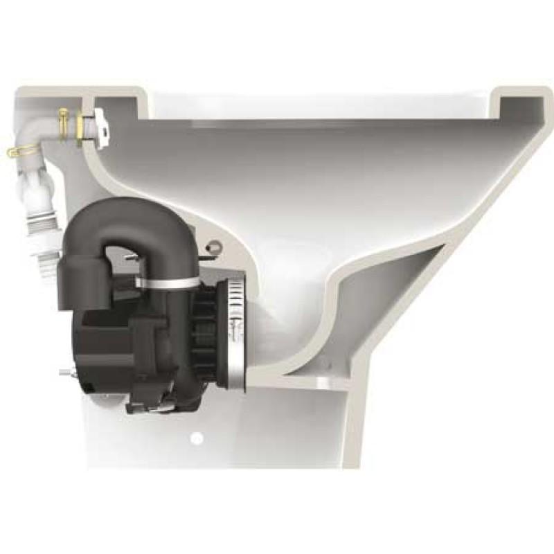 Tecma compass short12V toilette Premium Plus