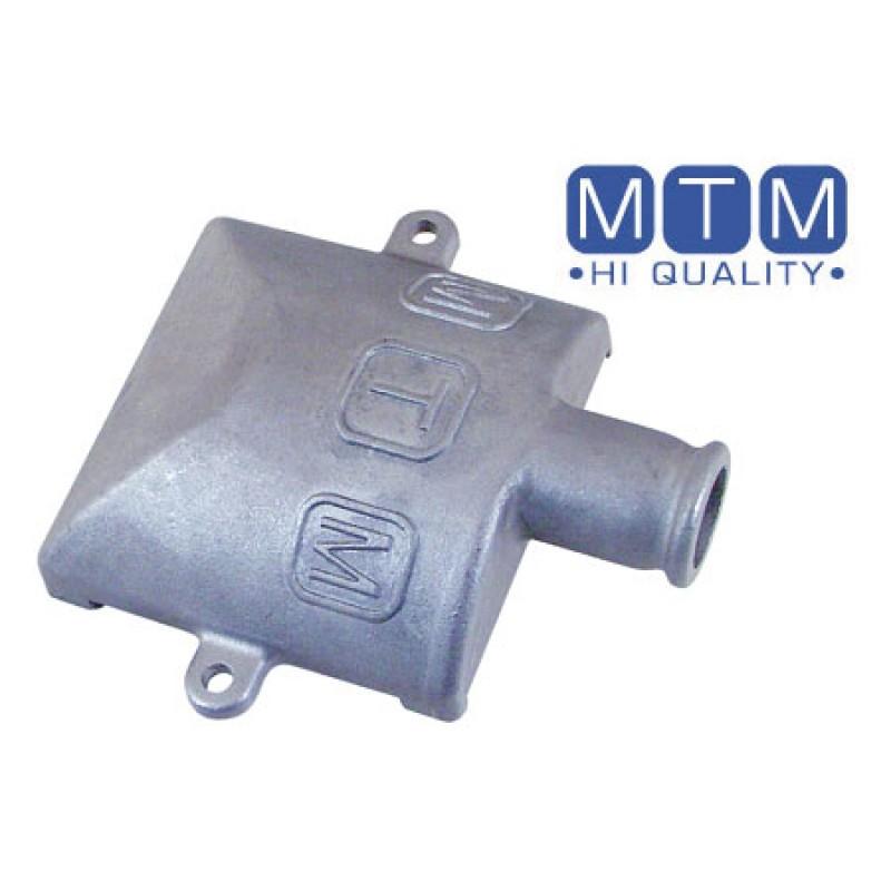 Filtro de acero inoxidable 316 para tubos ø 25 mm