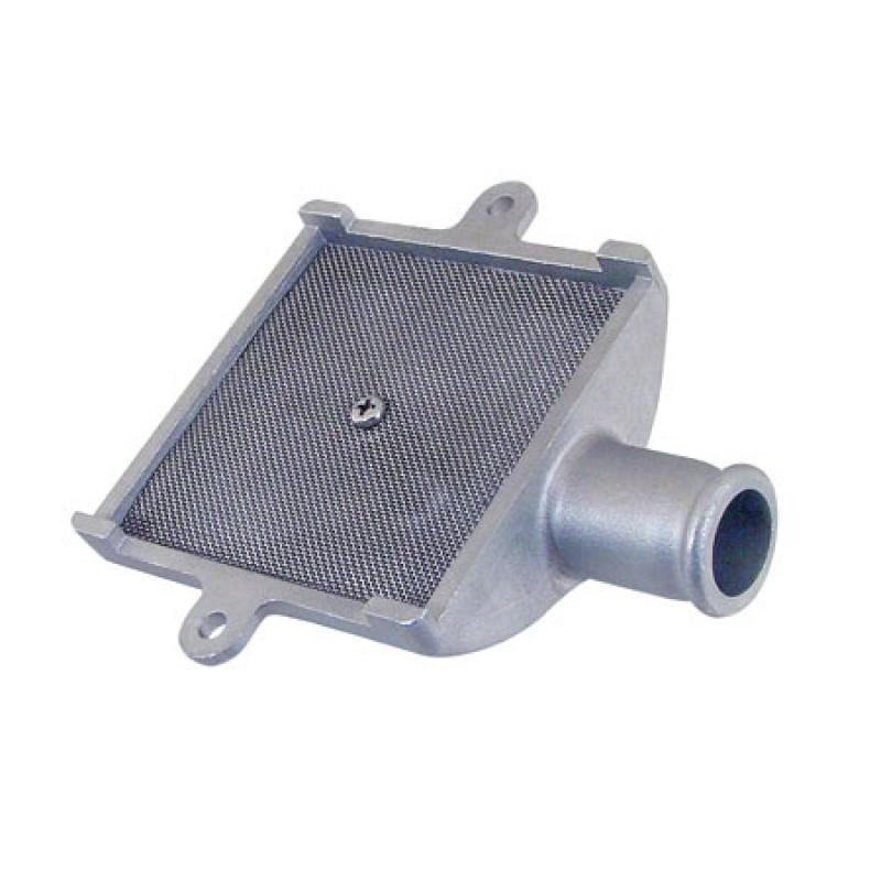 Filtro de succión inox D20