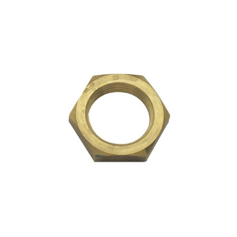 "Tuerca hexagonal laton 3/4"""