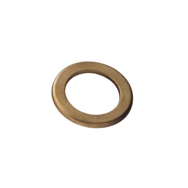 """Brass Round Washer 1 1/4 """""""