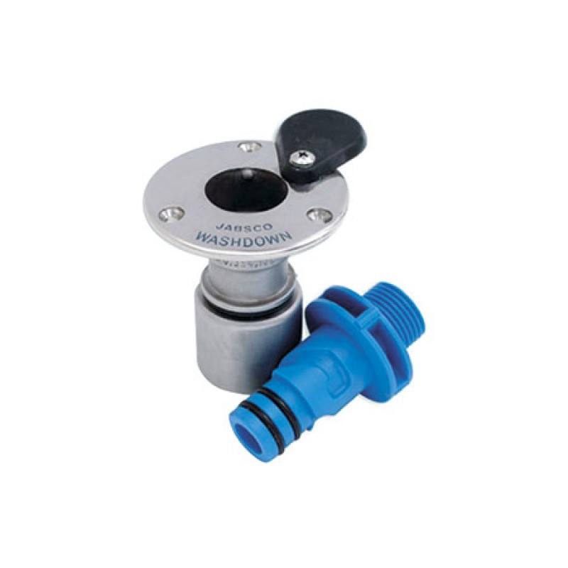 Jabsco Water Quick Coupler