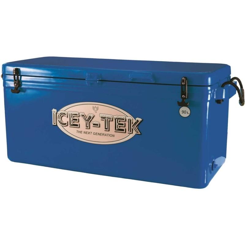 Cofres de hielo portátiles Icey-tek Blue 56lt
