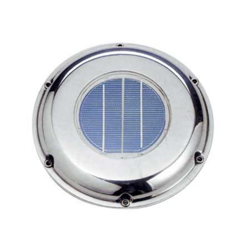 Aireador de Cubierta Solar Perfilado D220 INOX