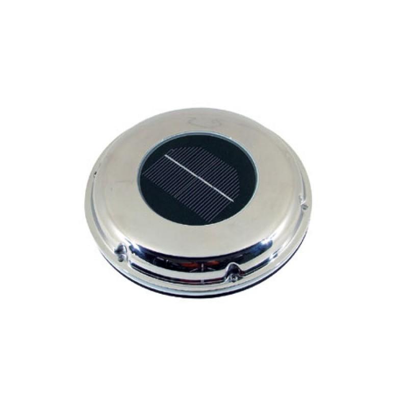Aireador Solar de Cubierta D220 INOX