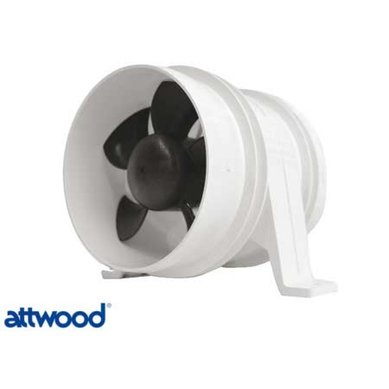 Bilge blower Attwood for engine rooms TURBO4000 24V