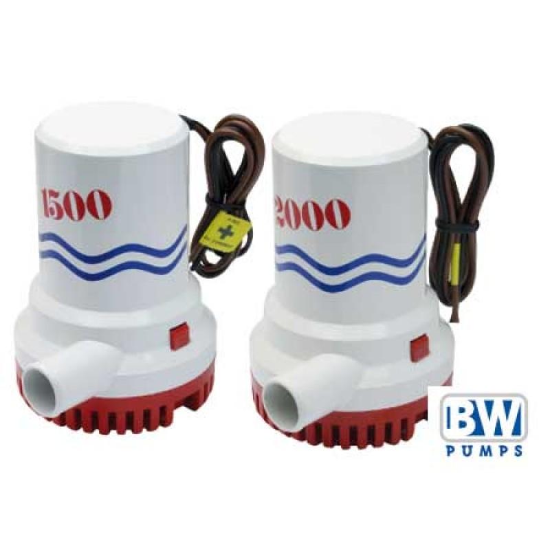 12v submersible bilge pump WB-1500