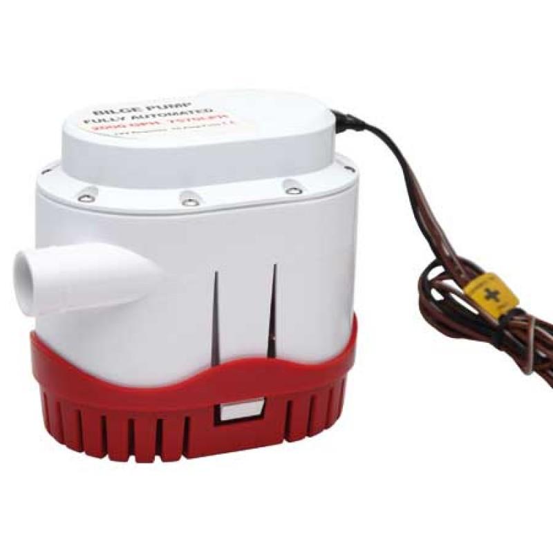 BW Automatic Bilge Pump 12v 1100gph