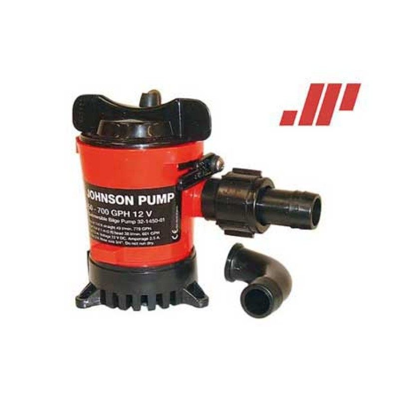Johnson bomba 750 750gph 12v