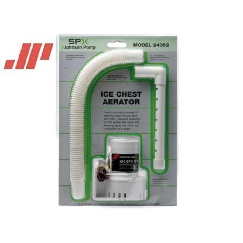 Oxigenador Johnson 450gph portátil 12v
