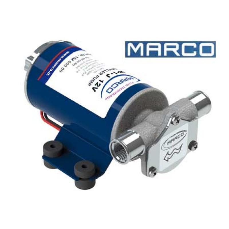 Seawater & oil Marco self-priming pump Up1-m 45l 12v