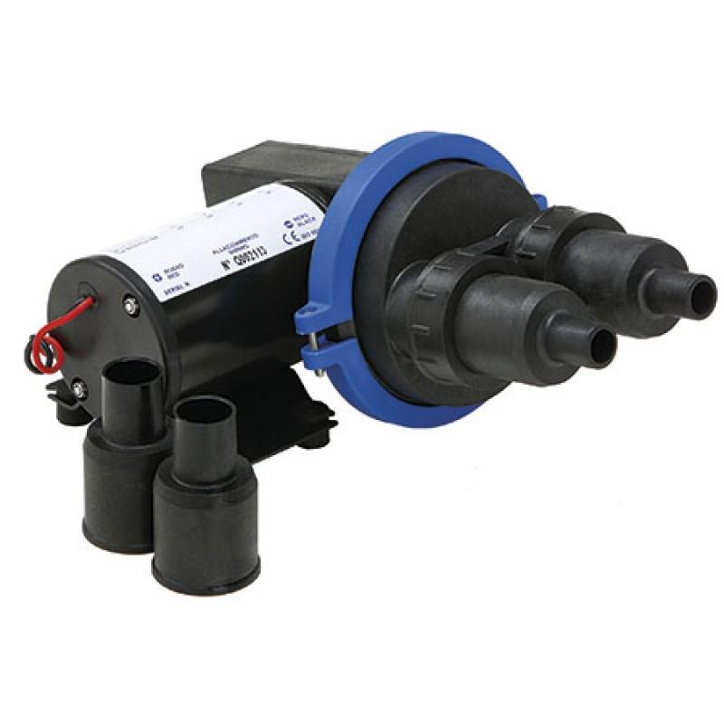 Bomba de agua gris Ocn 22l 12v