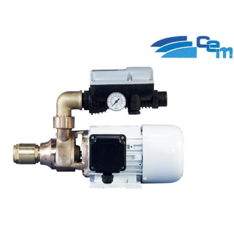 Sistema de presión de agua dulce CEM 12v -35lt/m con EPC