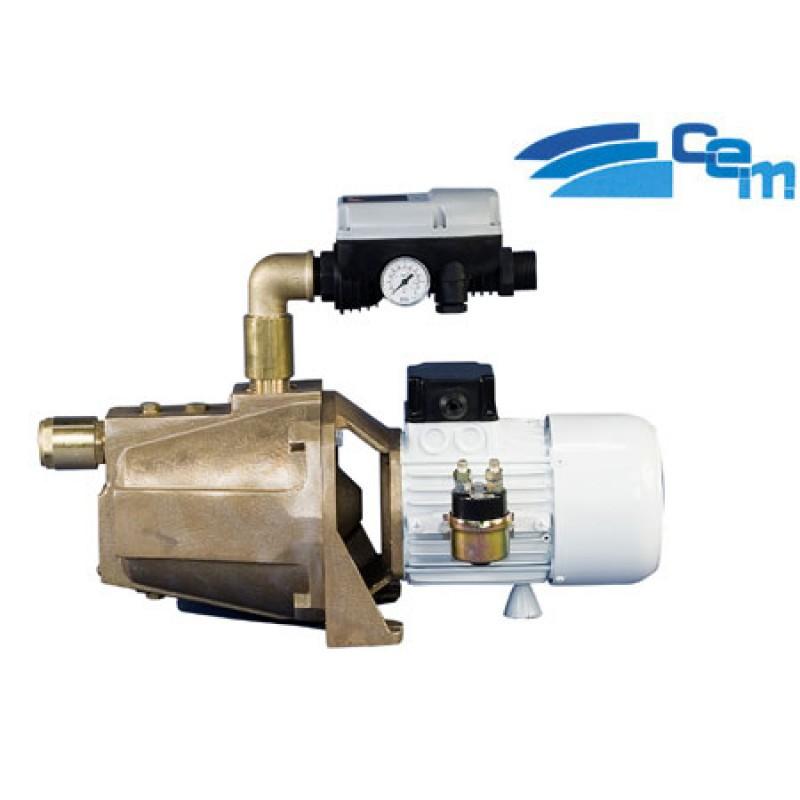 Sistema de presión de agua dulce JBR/EPC 24v 55lt/min