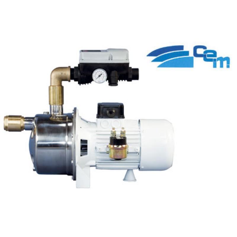 Sistema de presión de agua dulce CEM 12v 50 lt/m con EPC