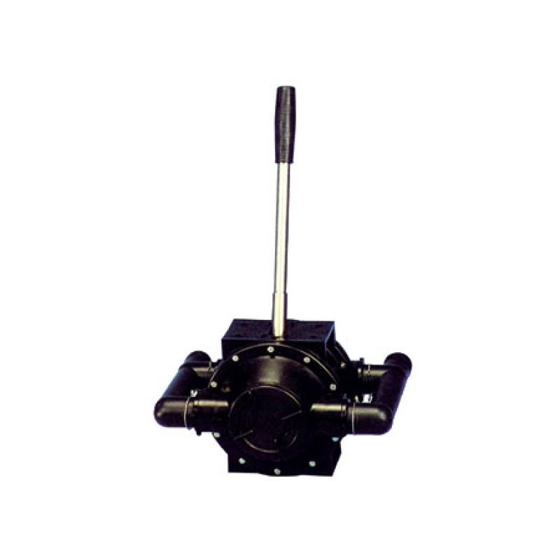 Duo-large diaphragm bilge pump 90lt -38mm