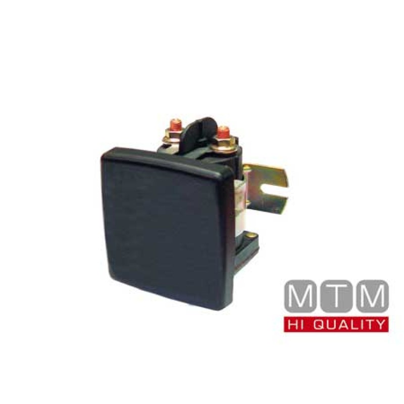 Relay Battery Separator 100 amp 12v 2 batteries