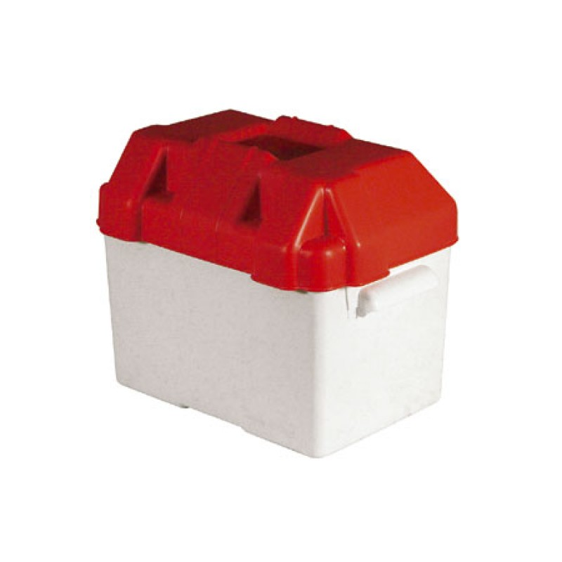 Caja de Baterias Marinas 330x230x260 ( 50amp)
