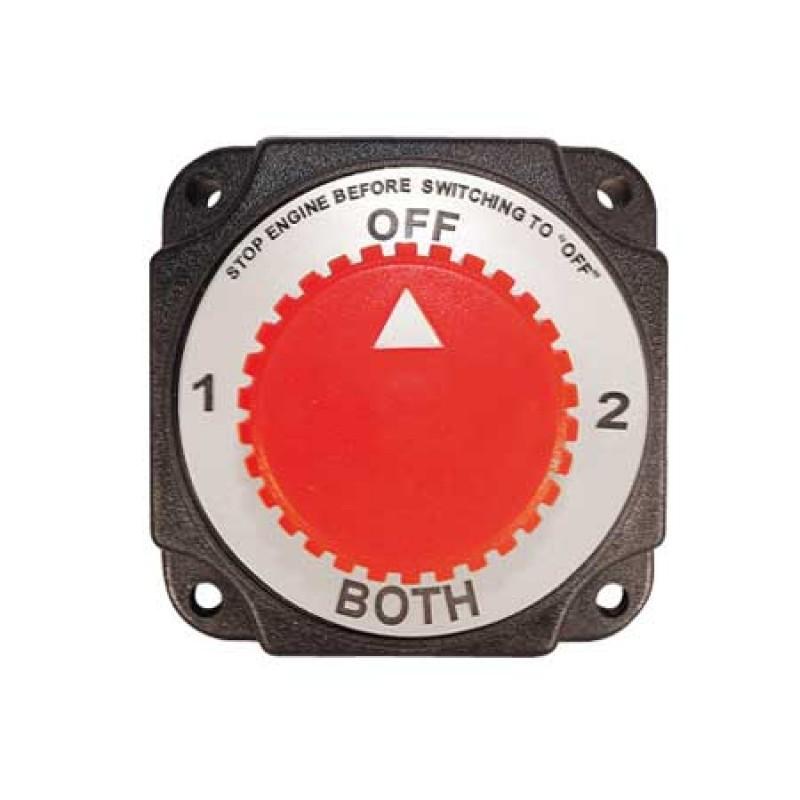 Interruptor de Baterias 4 posiciones 280a