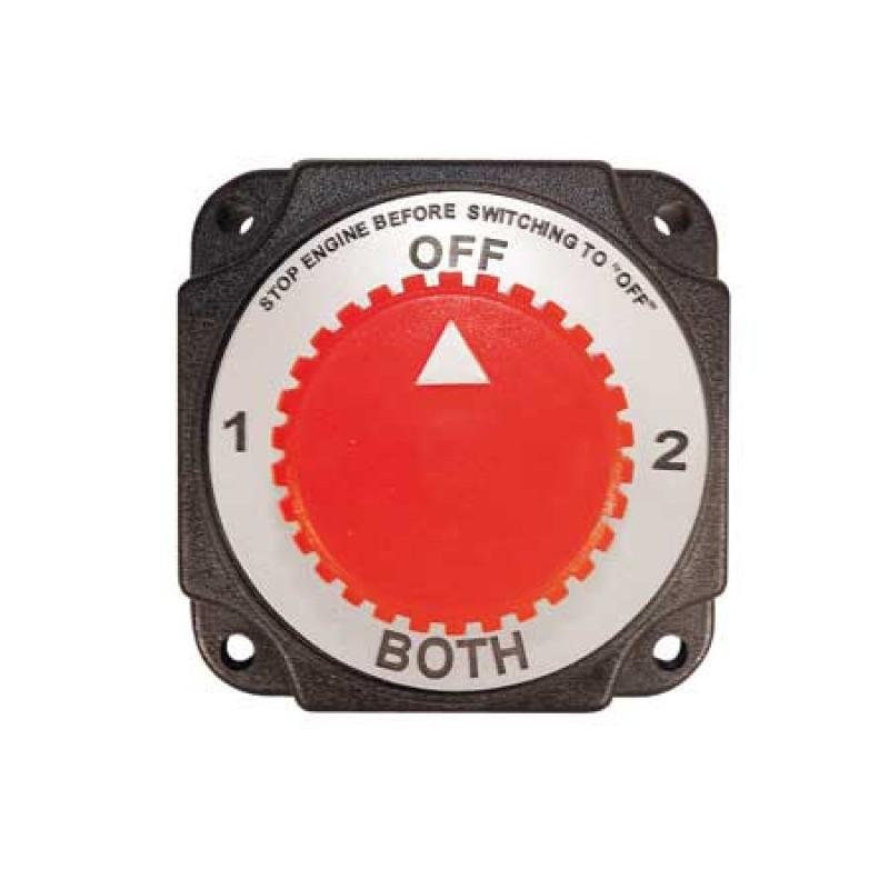 Battery Switch selector Heavy Duty 350a