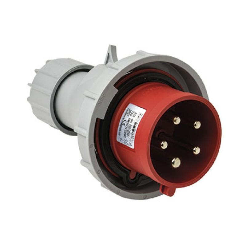 Conector Electrico Pantalan CE Ip67 380v 32a