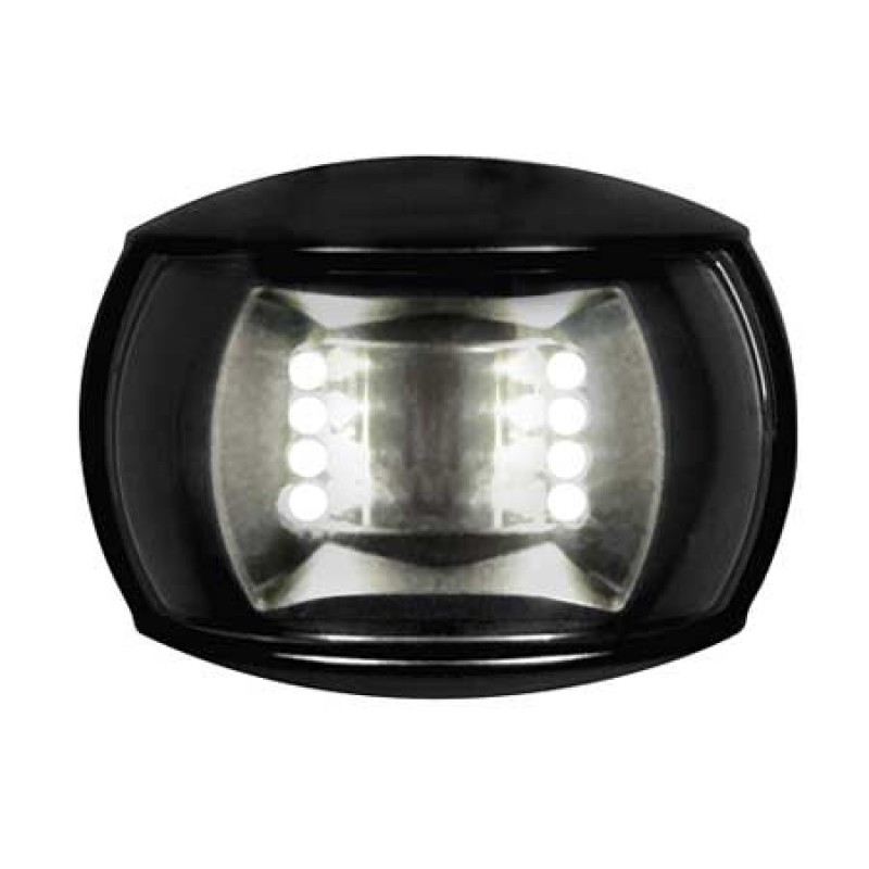 225° masthead white hella marine naviled compact -b navigation lights 12/24 v