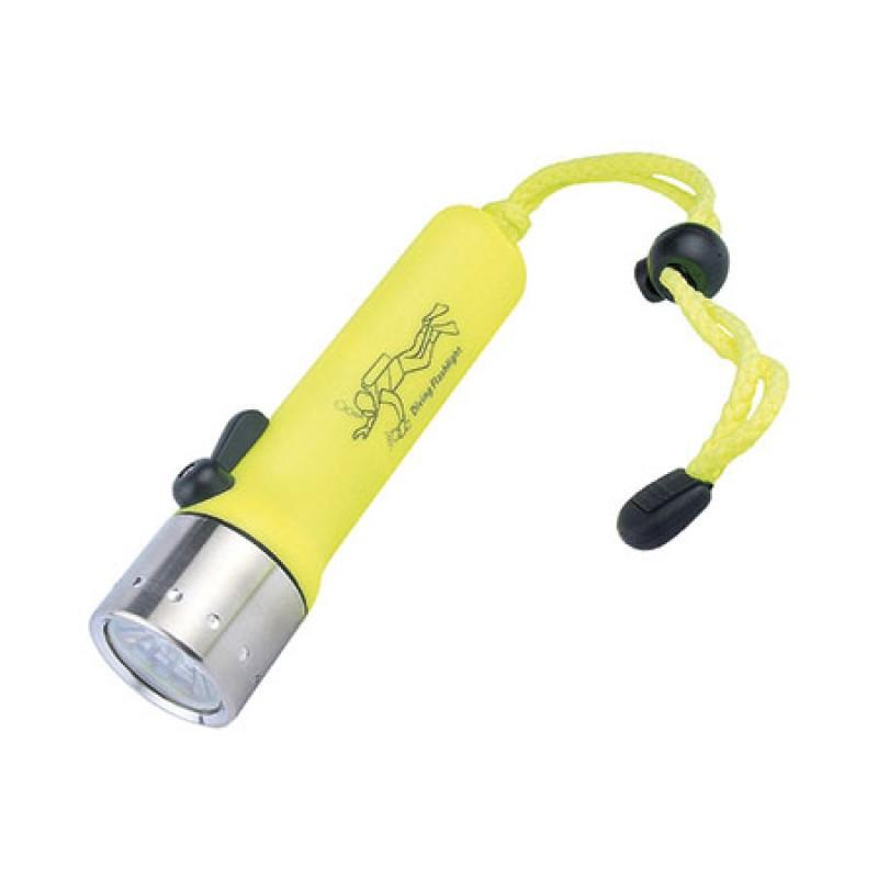 3w Led dive flashlight