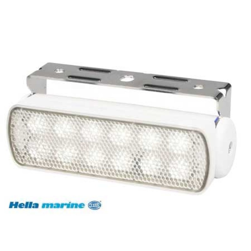 Floodlight hella led sea hawk  12/24v