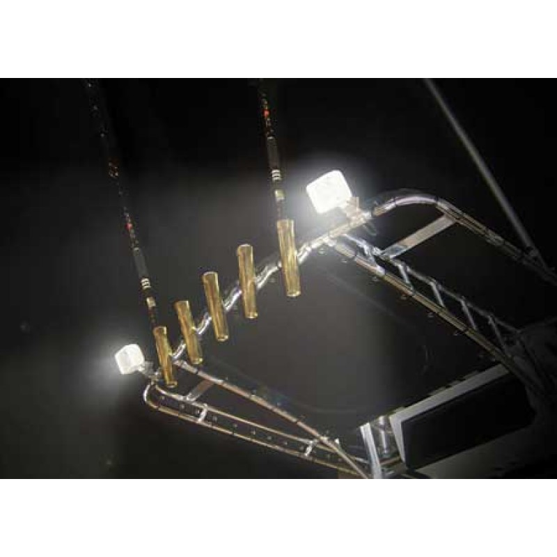 Hella 7118 Halogen deck lights designed to work in extreme conditions Spot Light 155 x H128 mm