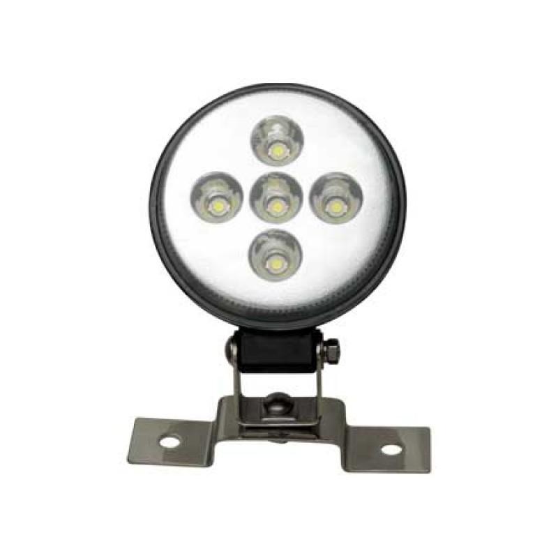 Foco de LED 5X3W con base