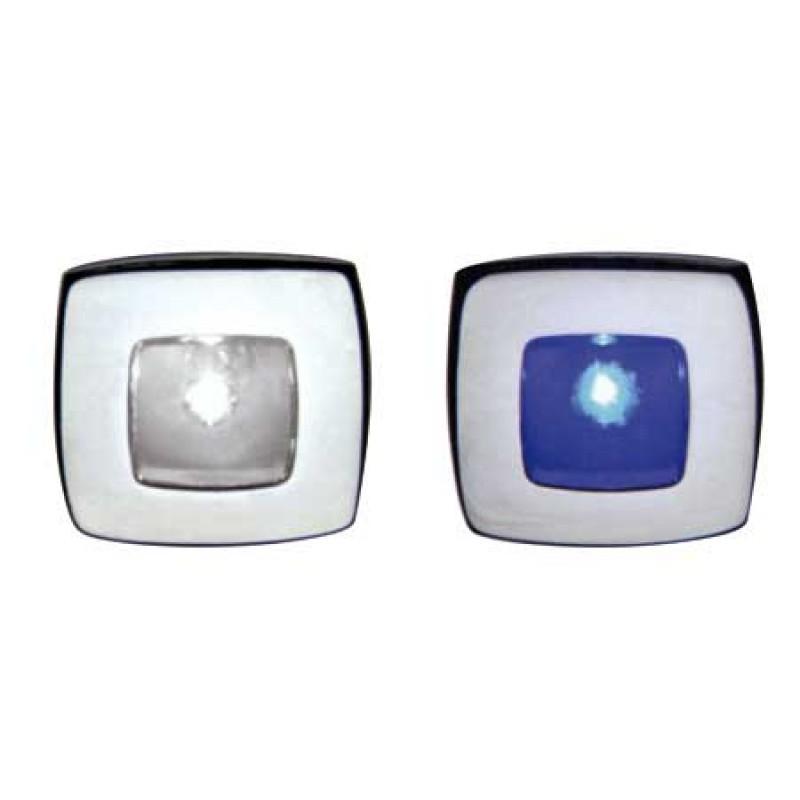 Luz Led de ambiente CIRCINUS-QB BLUE 12/24