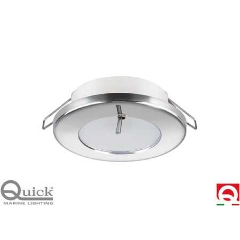 Aplique Quick Iluminacion LED TED S INOX