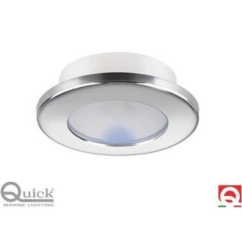 Plafon Quick Iluminacion LED TED CT INOX