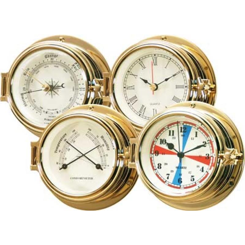 Reloj Laton Pulido con Zona de silencio 120mm