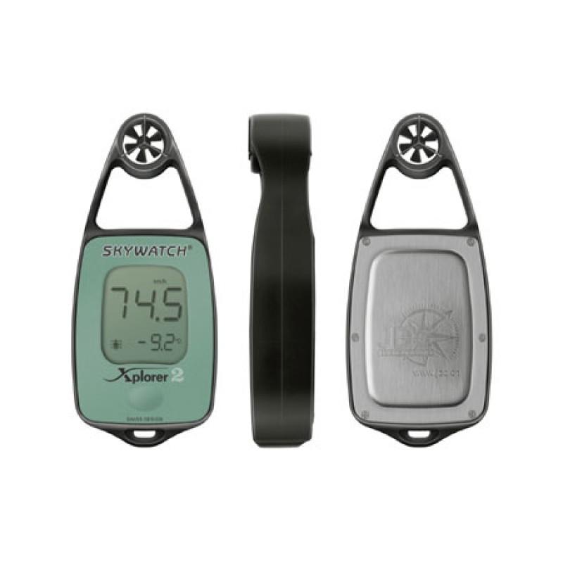 Anemómetro compacto-termómetro Skywatch Xplorer 2