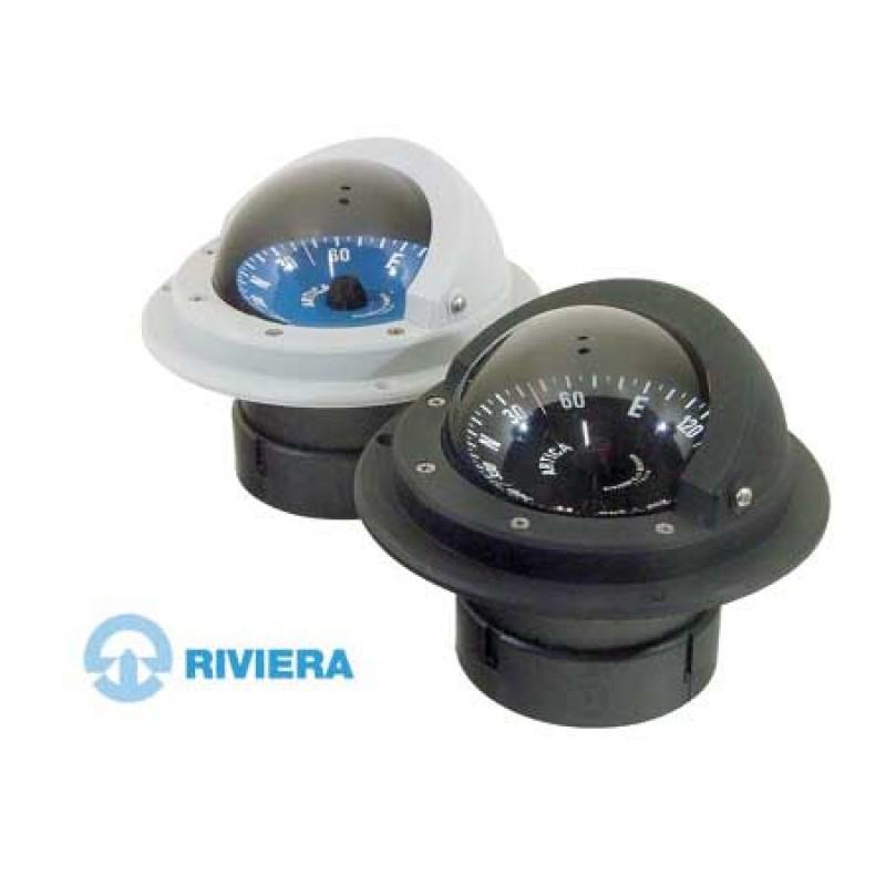 Compas Náutico Riviera ARTICA BA1 Empotrable Gris