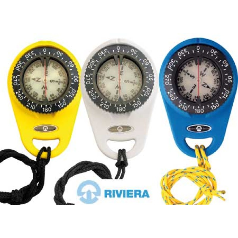 Dialing Compass RIVIERA ORION YELLOW