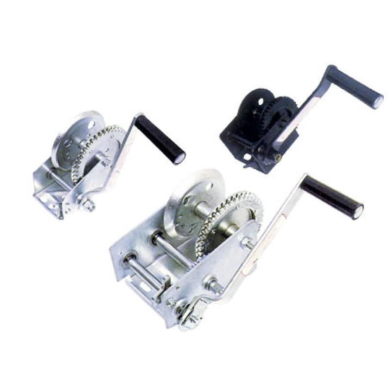 Cabrestante Remolques con cable y gancho 360KG
