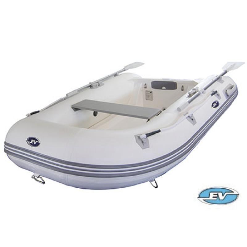 Eurovinil semi-rigid boat L220