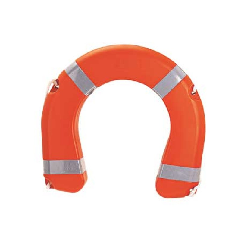 Albatros horseshoe shaped ring buoy 540 H mm*590 W mm