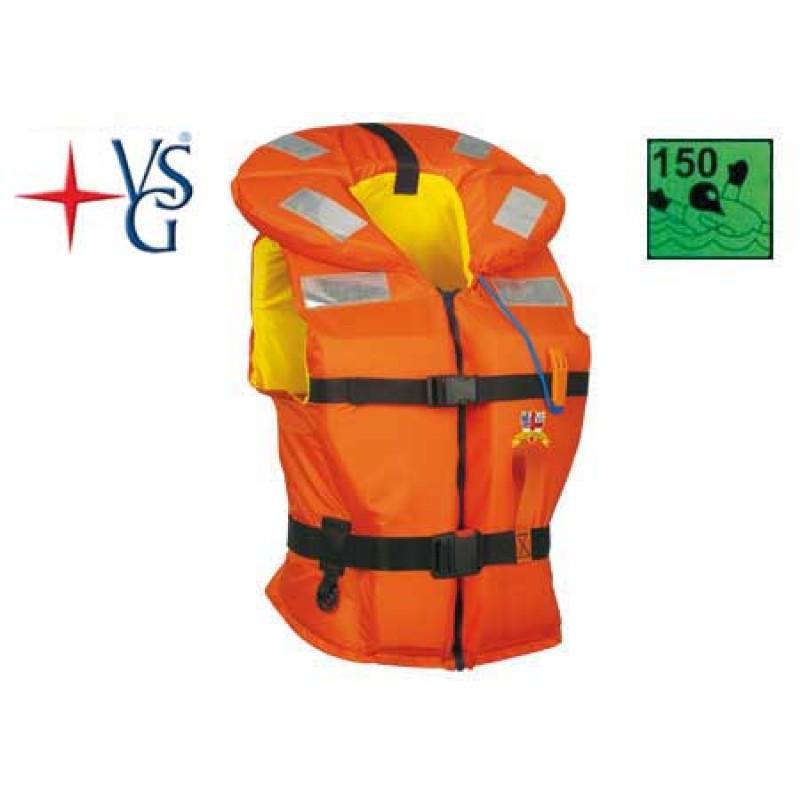 MARTI 150N XXL Homologated Lifejackets